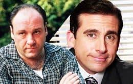 HBO pagou US$ 3 milhões a James Gandolfini para recusar papel em 'The Office'