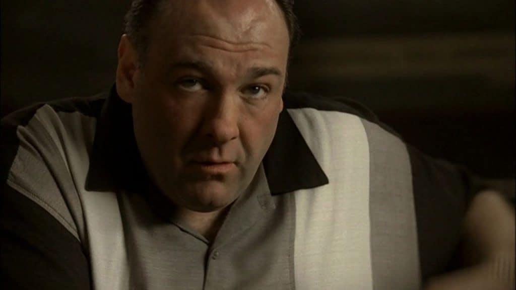 HBO pagou R$ 15 milhões a James Gandolfini para recusar papel em The Office. Imagem: HBO/Reprodução