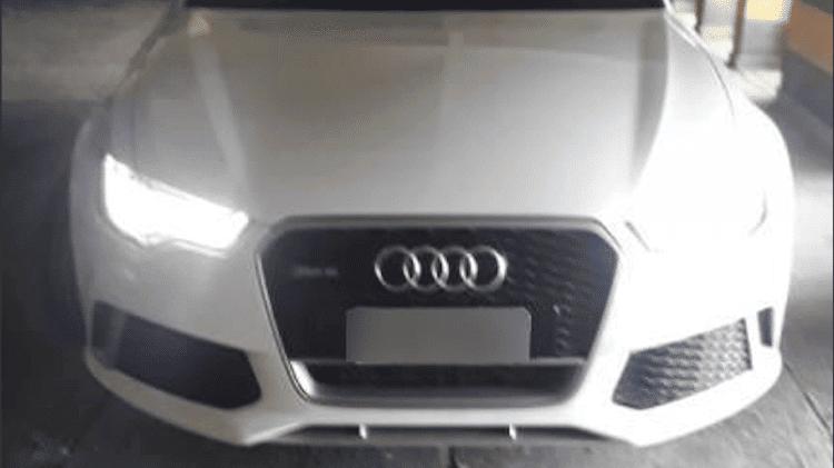 Leilão de carros do Romário