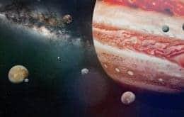Astrônomo amador descobre pequena lua ao redor de Júpiter