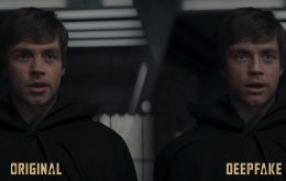 Lucasfilm hires youtuber who improved Luke Skywalker's appearance in 'The Mandalorian'