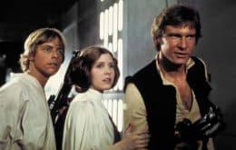 """""""São todos brancos"""", disse Carl Sagan, em 1978, sobre 'Star Wars'; assista"""