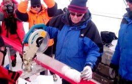 No gelo: Pesquisadores encontram vírus desconhecidos que existiam há 15 mil anos