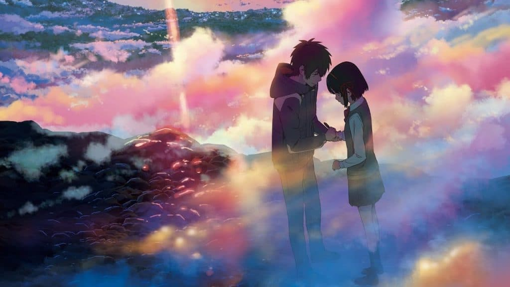 Your Name live action anime