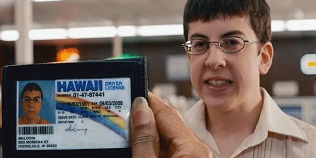 Quem não lembra de McLovin? 'Superbad - É Hoje' é o filme mais engraçado de todos os tempos, segundo a ciência. Imagem: Sony Pictures Releasing/Reprodução