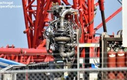 SpaceX entrega seu centésimo motor Raptor para foguetes Super Heavy