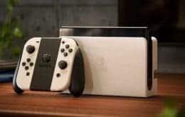 """Nintendo nega rumor de lucro """"acima do normal"""" para o Switch OLED Model"""
