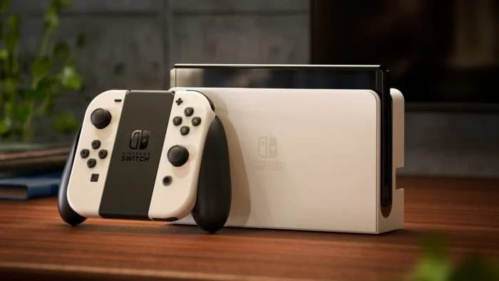 Nintendo Switch OLED Model é oficial e ganha data de lançamento. Imagem: Divulgação