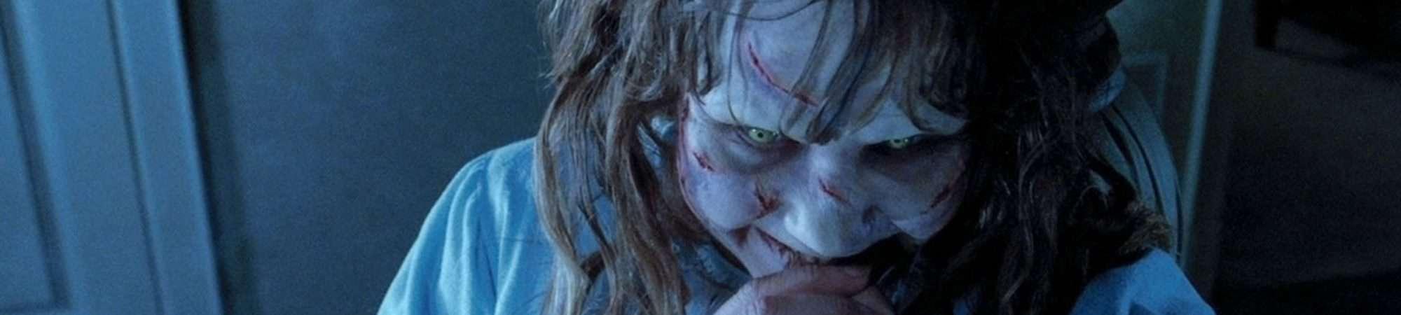 """Linda Blair em 'O Exorcista"""""""