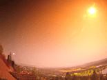 Um meteoro iluminou o céu na Noruega antes de cair em região florestal