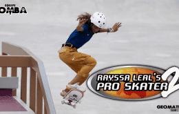 'Tony Hawk's Pro Skater' gana Rayssa Leal the Fairy por Bomba Patch