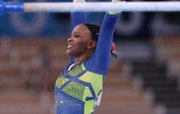 Rebeca Andrade ganha prata na Olimpíadas 2021 e bomba nas redes sociais