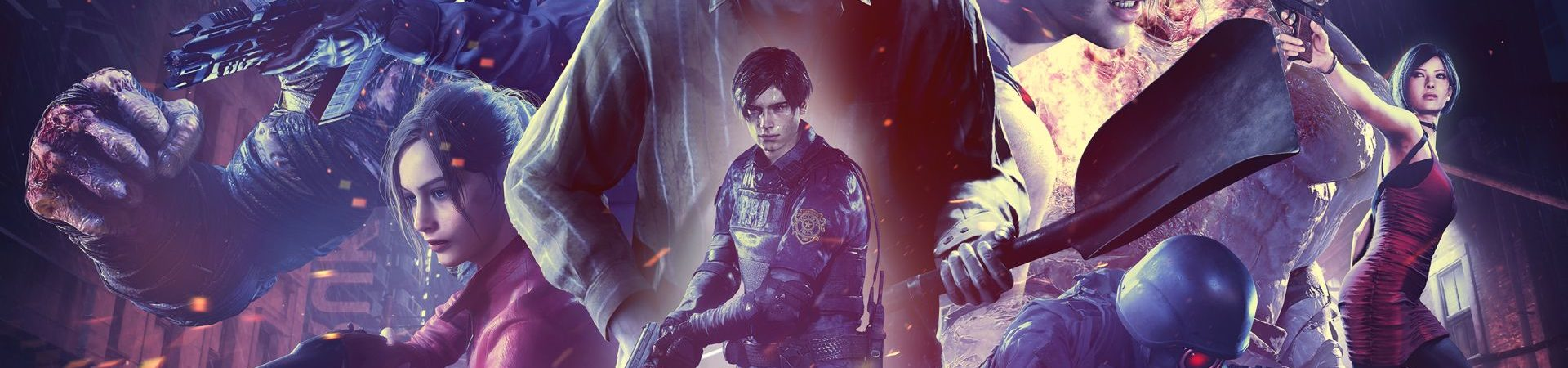 Imagem de divulgação de Resident Evil 'Re:Verse'