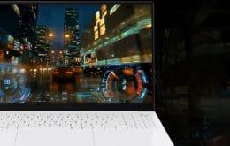 Samsung expande linha Galaxy com tablet e dois notebooks