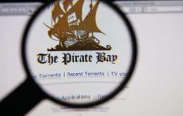 Justiça brasileira bloqueia The Pirate Bay e outros sites de conteúdo ilegal