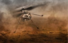 Ingenuity completa 12º voo em Marte