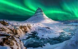 """Cientistas afirmam que a Islândia é """"a ponta"""" de um continente que afundou no oceano"""