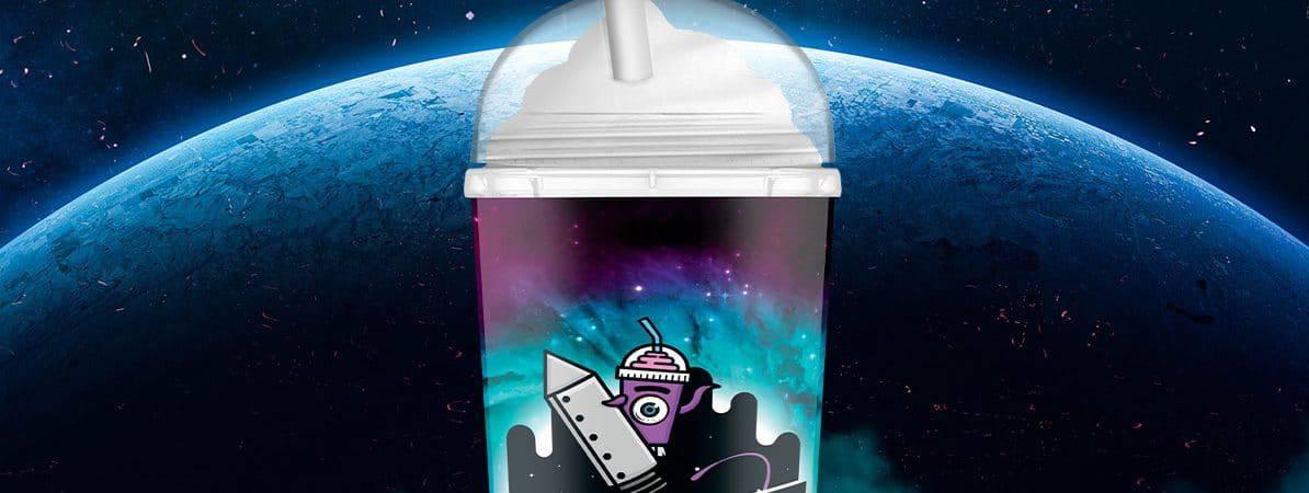 7-Eleven enviará Slurpee para o espaço
