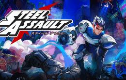 'Steel Assault' será lançado no Brasil totalmente em português