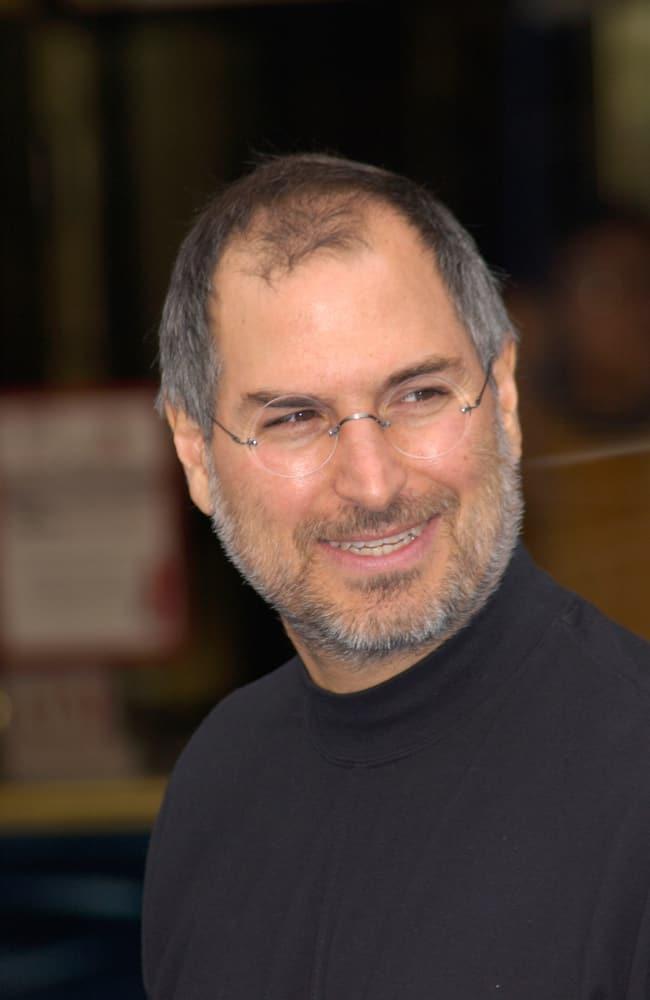 Steve Jobs, cofundador da Apple
