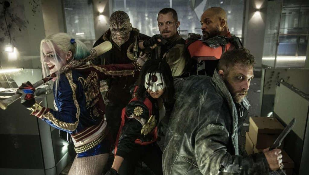 Imagem promocional mostra grupo de vilões reunidos