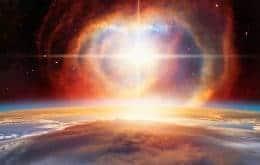 Descoberta explosão mais energética do que a fusão de estrelas de nêutrons