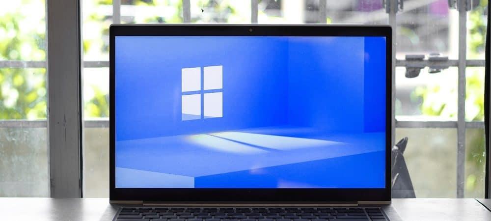 compuador com tela Windows aberta