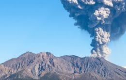 Cientistas descobrem forma de identificar erupções vulcânicas explosivas