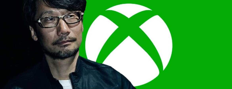 Acordo de Hideo Kojima com Microsoft por jogo exclusivo para Xbox avança. Imagem: Montagem/Olhar Digital