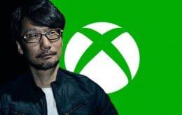 Acordo de Hideo Kojima com Microsoft por jogo exclusivo para Xbox avança