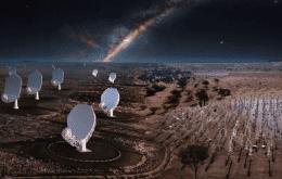 Enxergando longe: começa a montagem do maior radiotelescópio do mundo