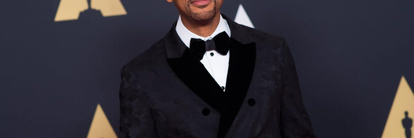 Will Smith comparece ao 7º Annual Governors Awards, no The Ray Dolby Ballroom em Hollywood. Imagem: Matt Petit / A.M.P.A.S.
