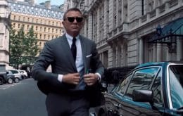 Podcast oficial vai falar da produção de '007- Sem Tempo Para Morrer'