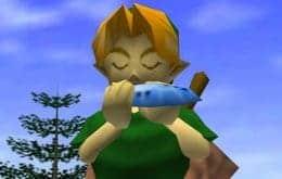 'Legend of Zelda: Ocarina of Time': speedrunner termina jogo inteiro em menos de cinco minutos