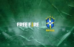 'Free Fire': CBF e Garena anunciam parceria, e Seleção Brasileira entra no jogo