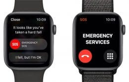 Apple Watch saves motorcyclist after accident