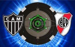 Atlético-MG x River Plate: como assistir ao jogo da Libertadores pela Conmebol TV
