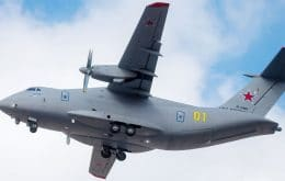 Military plane catches fire in the air, explodes and Russians start criminal investigation