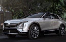 GM revela data das primeiras reservas do Cadillac Lyriq, o primeiro elétrico da marca