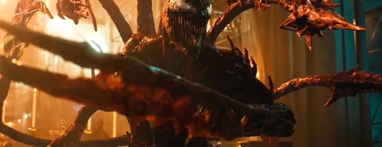 Venom e Carnificina se enfrentam em luta insana no novo trailer; assista. Imagem: Sony Picture/Divulgação