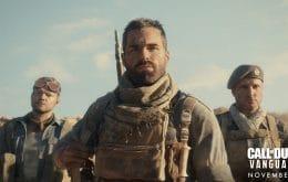 'Call of Duty: Vanguard' ganha data oficial de lançamento