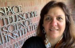 Este viernes (6), la astrónoma Duilia de Mello, que trabajó en la NASA con Hubble, da la bienvenida a la astrónoma Duilia de Mello