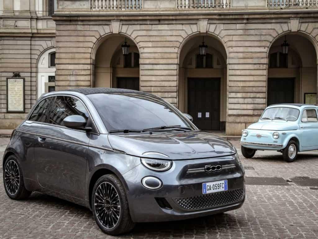 Fiat 500e é lançado no Brasil em versão única por R$ 239.990. Imagem: Divulgação
