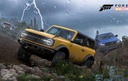 Game frenético: 'Forza Horizon 5' chega em breve com novos carros e cenários