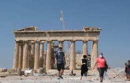Entenda por que as ondas de calor na Grécia podem receber nomes