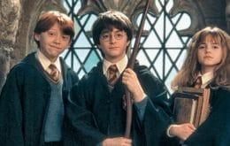 'Harry Potter e a Pedra Filosofal' ganha nova versão em comemoração aos 20 anos do filme