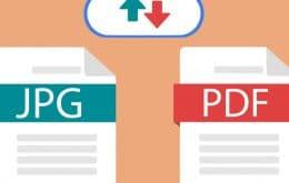 Windows 10: veja como converter JPG para PDF