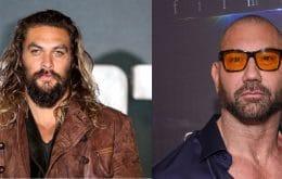 Jason Momoa, de 'Aquaman', confirma comédia policial com Dave Bautista