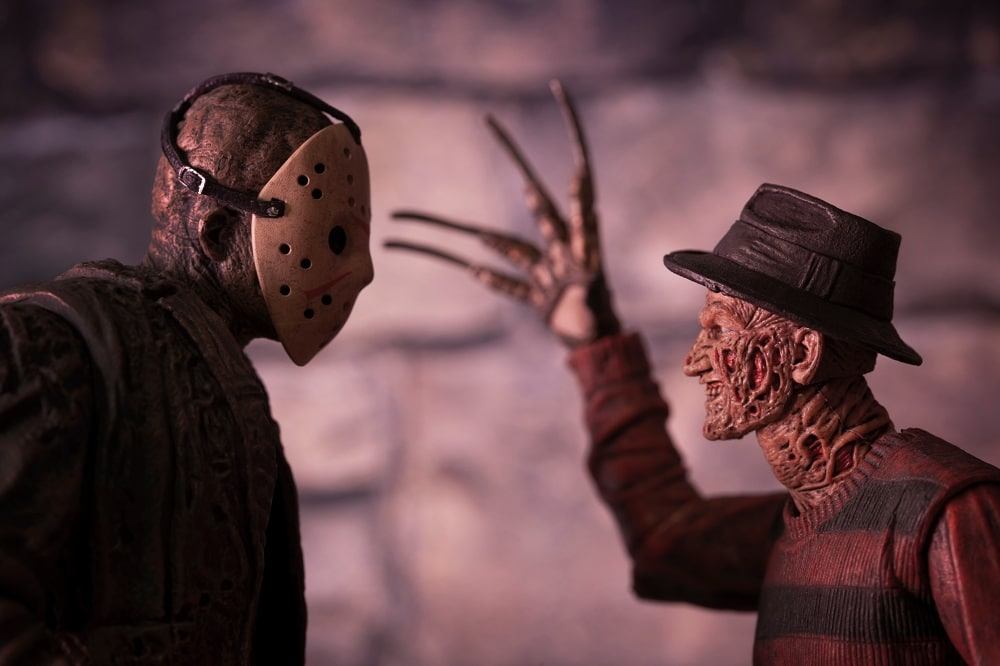 Jason e Freddy