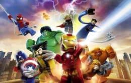 'Lego Marvel Super Heroes' chega em outubro para Switch